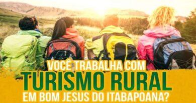 Turismo rural em Bom Jesus do Itabapoana pode constar em guia estadual